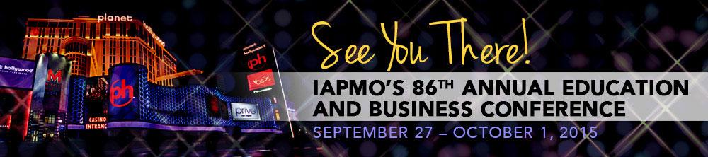 IAPMO Conference